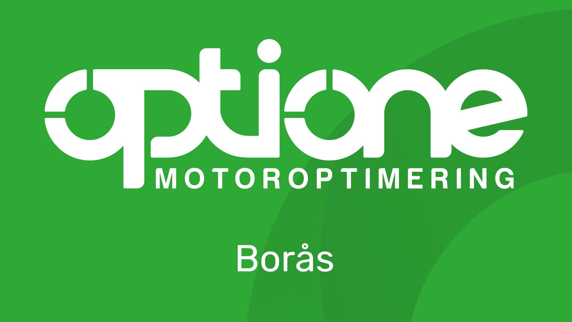 OptiOne Motoroptimering Borås